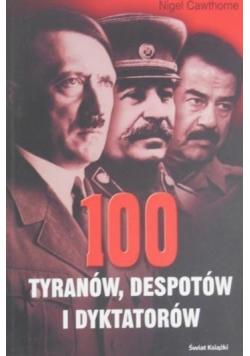100 tyranów despotów i dyktatorów