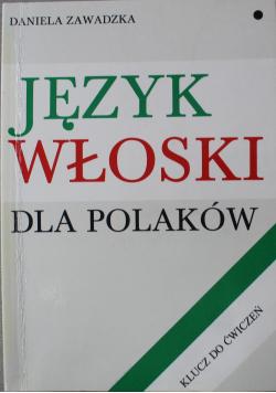 Język włoski dla Polaków Klucz do ćwiczeń