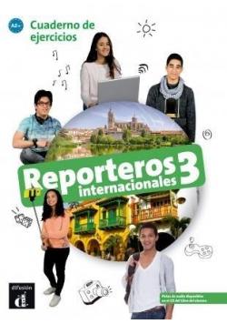 Reporteros Internacionales 3 ćwiczenia LEKTORKLETT