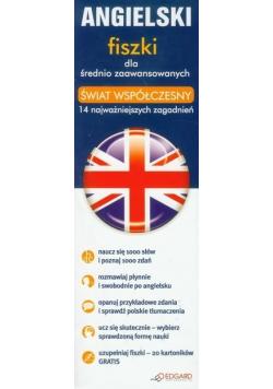 Angielski fiszki dla średnio zaawansowanych