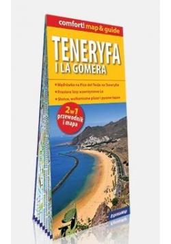 Comfort! map&guide Teneryfa i La Gomera 2w1 w.2019