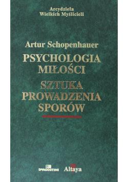 Psychologia Miłości Sztuka Prowadzenia Sporów