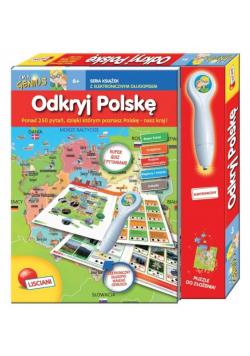 Książeczki Mały Geniusz - Odkryj Polskę
