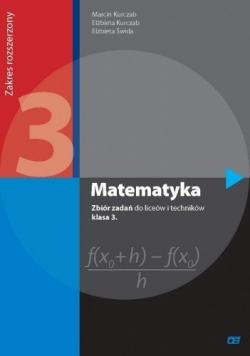 Matematyka zbiór zadań do liceów i techników klasa 3