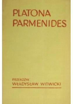 Platona Parmenides