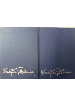 Historia filozofii tom 1 i 3