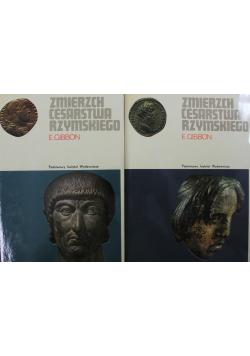 Zmierzch Cesarstwa Rzymskiego Tom I i II
