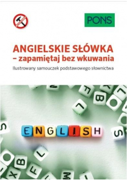 Angielskie słówka zapamiętaj bez wkuwania A1 PONS