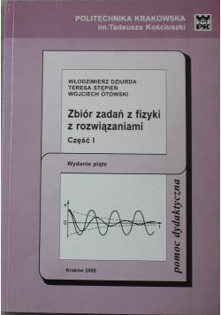 Zbiór zadań z fizyki z rozwiązaniami Część I