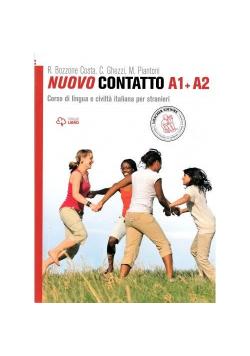 Nuovo Contatto A1+A2 Podręcznik z ćwiczeniami