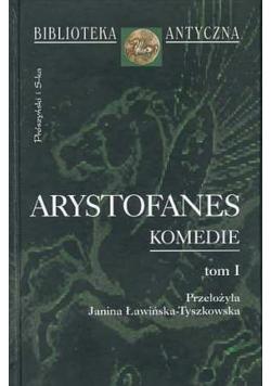 Arystoteles komedie