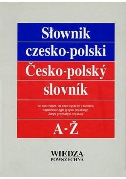 Słownik czesko polski