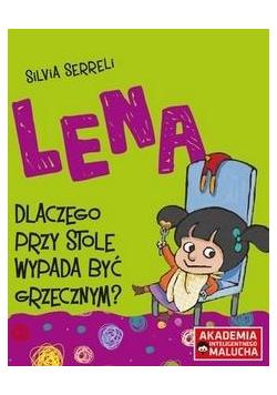 Lena - Dlaczego przy stole wypada być grzecznym?
