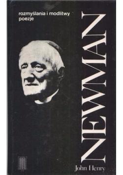Newman rozmyślania i modlitwy poezje