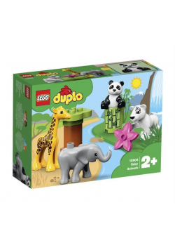 Lego DUPLO 10904 Małe zwierzątka