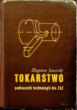 Tokarstwo podręcznik technologii dl ZSZ