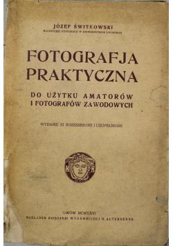 Fotografja praktyczna 1926 r.