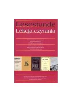 Lesestunde/ Lekcja czytania