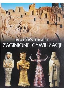 Zaginione Cywilizacje. Reader's Digest