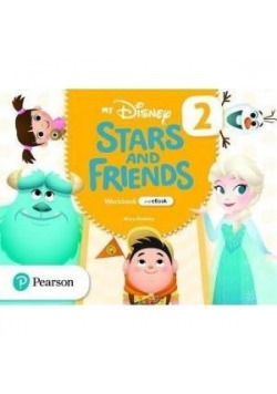 My Disney Stars and Friends 2 WB with eBook