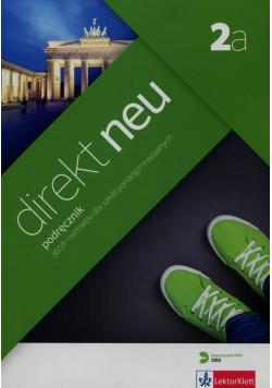 Direkt Neu 2a Podręcznik plus CD