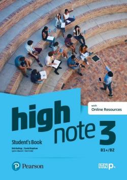 High Note 3 SB + kod Digital Resources + eBook