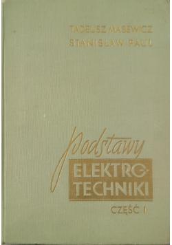 Podstawy elektrotechniki Część I