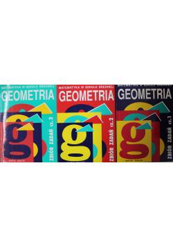 Matematyka w szkole średniej Geometria Zbiór zadań 3 Części