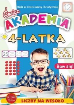 Ćwicz Akademia 4-latka