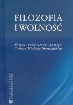 Filozofia i wolność