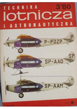 Technika lotnicza i astronautyczna Nr 3
