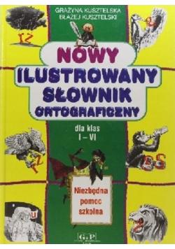 Nowy ilustrowany słownik ortograficzny