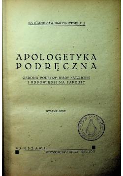 Apologetyka podręczna