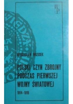 Polski czyn zbrojny podczas pierwszej wojny światowej 1914 - 1918