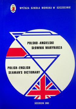 Podręczny polsko angielski słownik marynarza