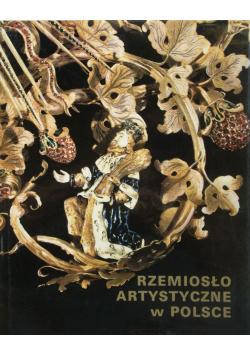 Rzemiosło artystyczne w Polsce