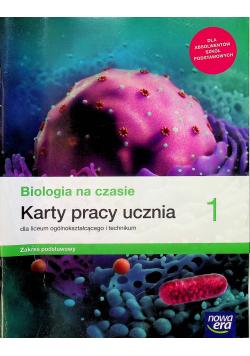 Biologia karty pracy ucznia 1