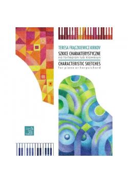 Szkice charakterytyczne na fortepian lub klawesyn
