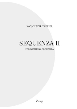 Sequenza II for symphony orchestra - partytura