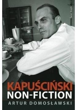 Kapuściński non fiction