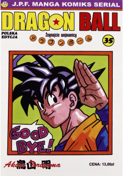 Dragon Ball Tom 35