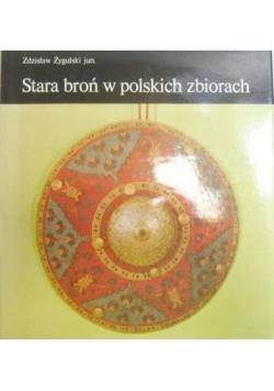Stara broń w polskich zbiorach