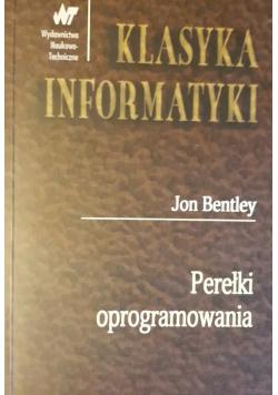 Klasyka informatyki Perełki oprogramowania