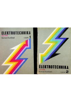 Elektrotechnika część 1 i 2
