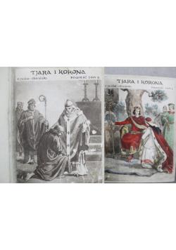 Tiara i korona Tom I i II