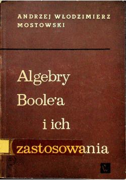 Algebry Boolea i ich zastosowania