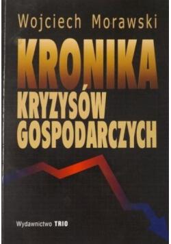 Kronika kryzysów gospodarczych