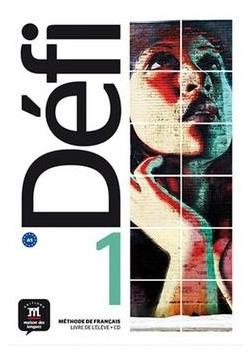 Defi 1 Podręcznik + CD w.francuska LEKTORKLETT
