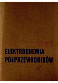 Elektrochemia półprzewodników