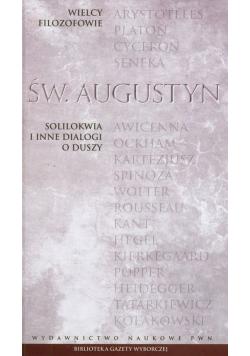 Solilokwia i inne dialogi o duszy